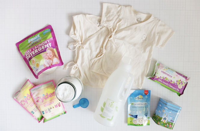 LAUNDRY DETERGENTS FOR YOUR BABY