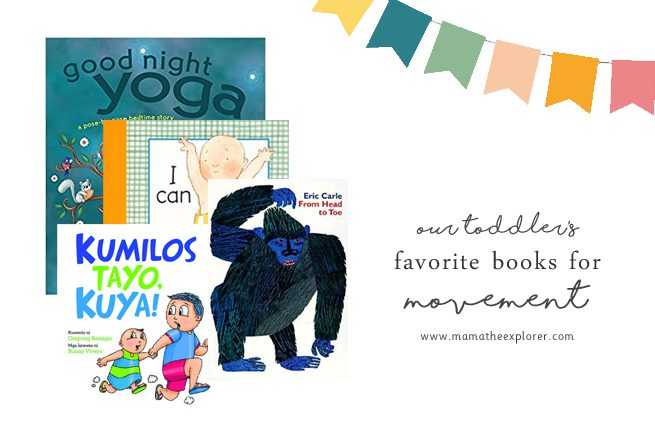 Book List for Toddlers – Mama The Explorer